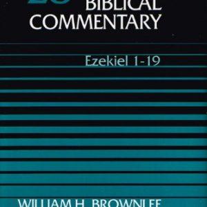 Word-Biblical-Commentary-Ezekiel-1-19-0