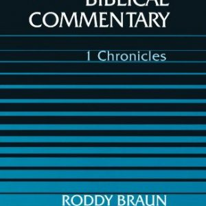Word-Biblical-Commentary-Vol-14-1-Chronicles-braun-359pp-0
