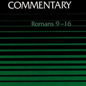 Word-Biblical-Commentary-Vol-38B-Romans-9-16-0