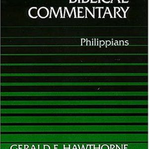 Word-Biblical-Commentary-Vol-43-Philippians-0