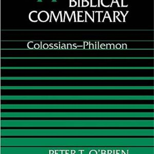 Word-Biblical-Commentary-Vol-44-Colossians-Philemon-0