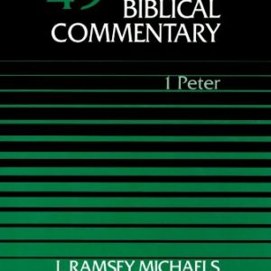 Word-Biblical-Commentary-Vol-49-1-Peter-0