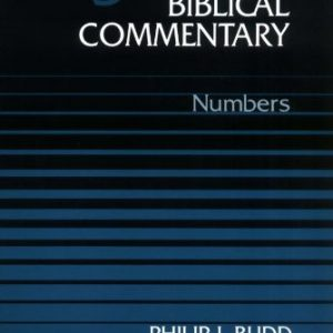 Word-Biblical-Commentary-Vol-5-Numbers-budd-446pp-0