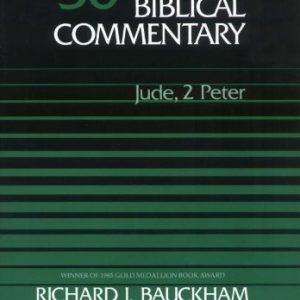 Word-Biblical-Commentary-Vol-50-2-Peter-Jude-bauckham-377pp-0