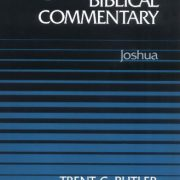 Word-Biblical-Commentary-Vol-7-Joshua-butler-350pp-0