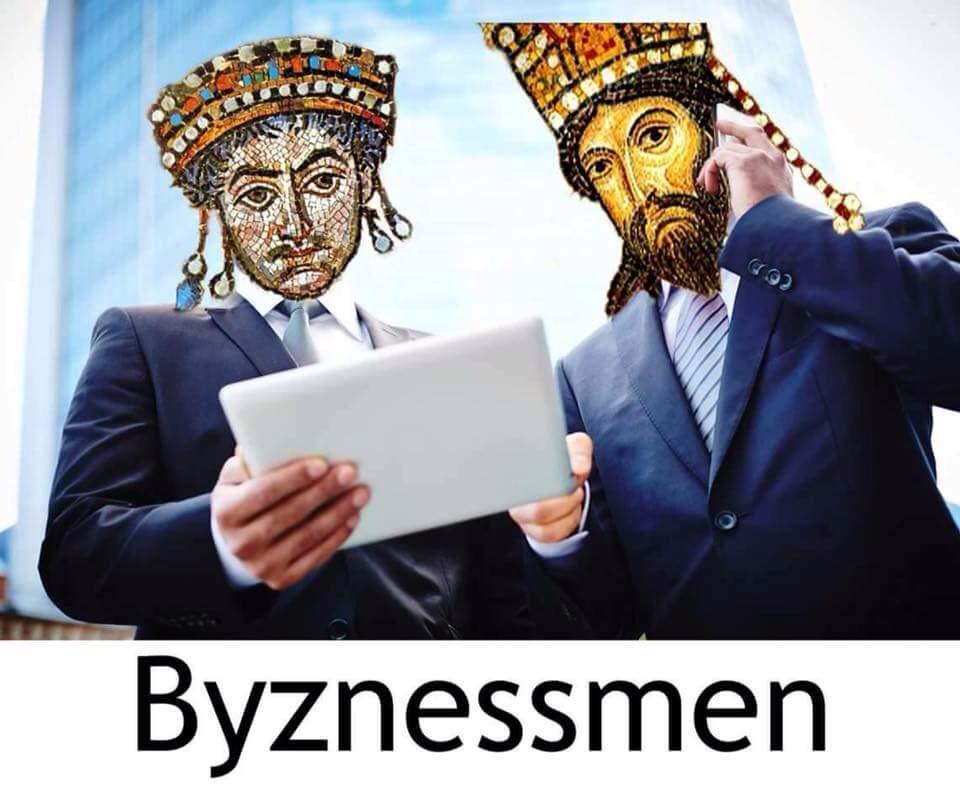 Byznessmen Meme
