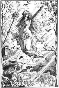 Օստրարան Johannes Gehrts- ի կողմից