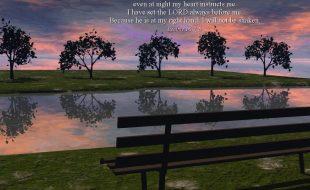 Psalm 16.7-8