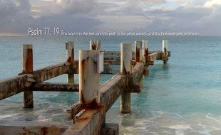 Psalm 77.19
