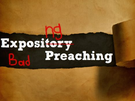 Exposing Bad Preaching