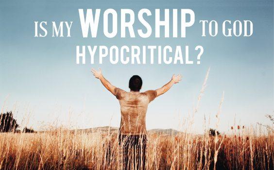Isaiah 1 hypocritical worship