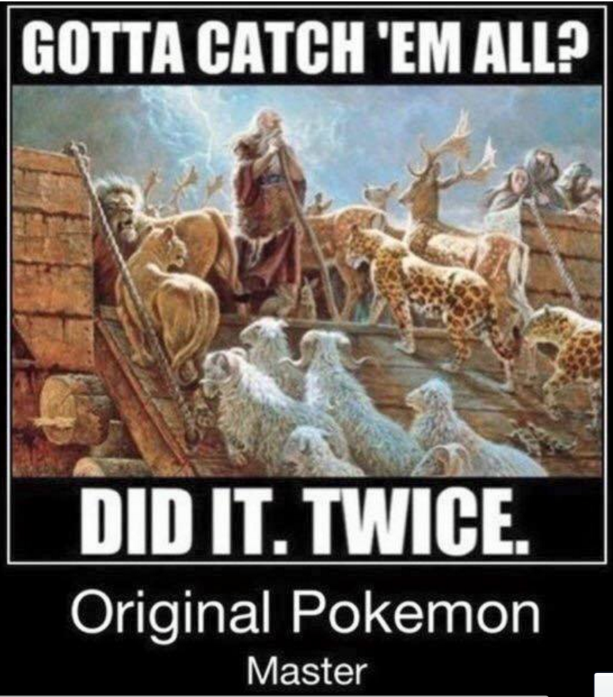 Moses the original Pokemaster Christian meme dank christian memes the reddit collection dust off the bible,Memes Reddit
