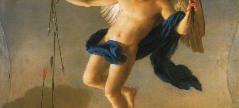 Mengs, Hesperus als Personifikation des Abends Φωσφόρος