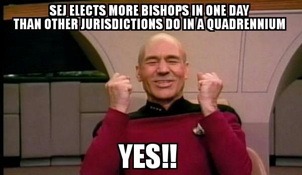 SEJ եպիսկոպոսների քիթը