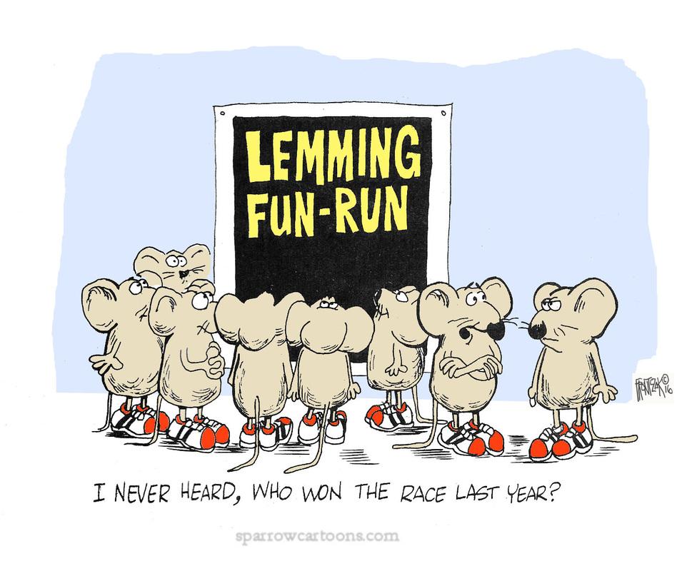 lemmings-race