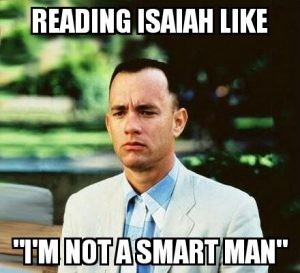 reading-isaiah