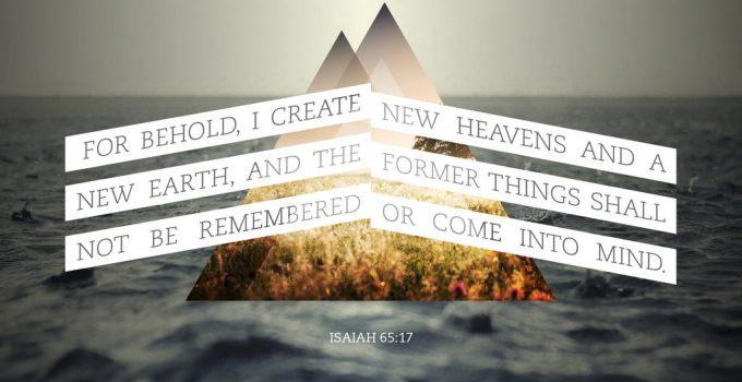 Isaiah 65:7