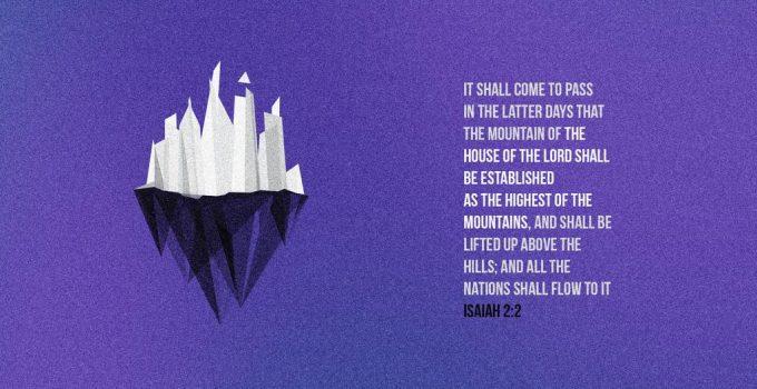 Isaiah 2:2