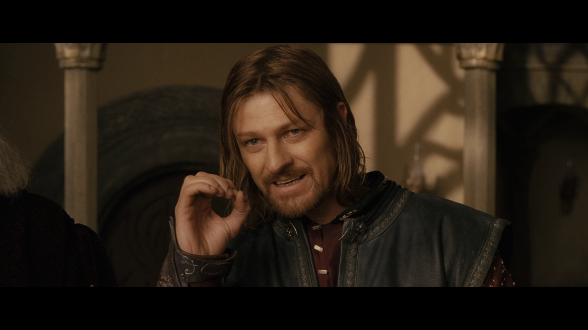 Lord Of The Ring One Does Not Simply