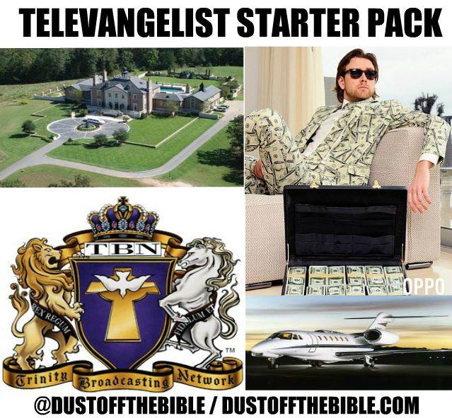 televangelist-starter-pack
