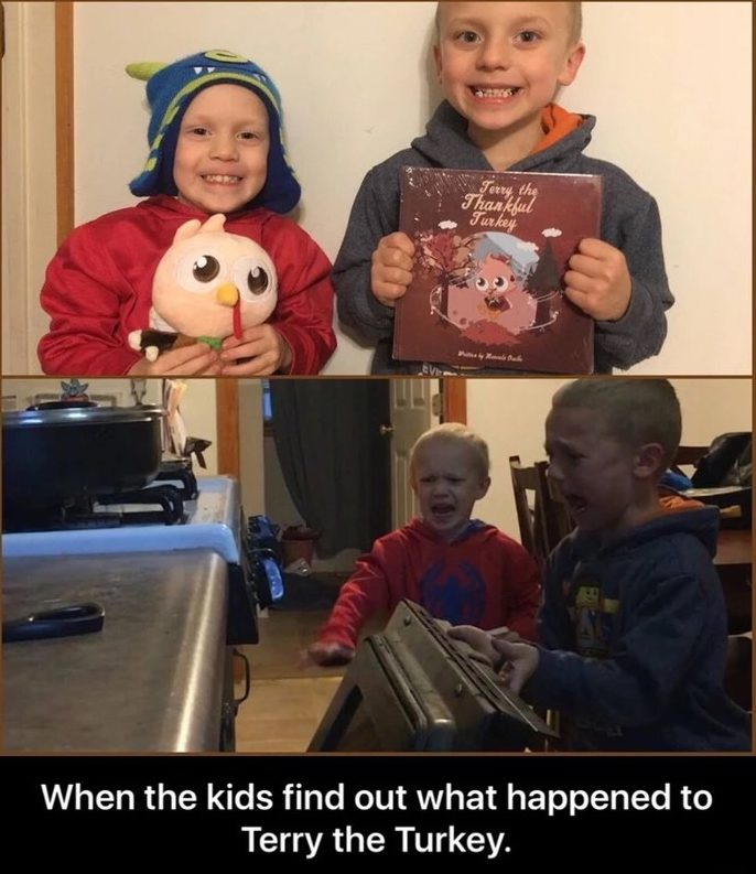 when-the-kids-find-out-what-happens-to-the-turkey