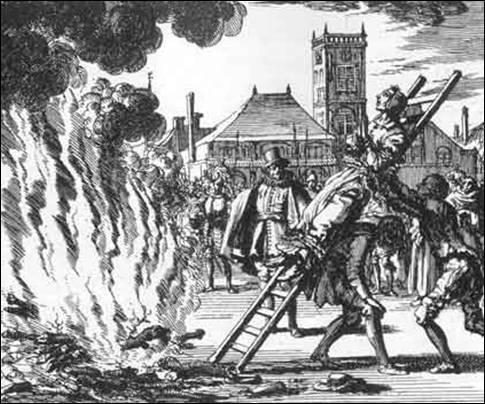True Faith – The Anabaptist Martyrs [Michael Sattler, A. D. 1527]