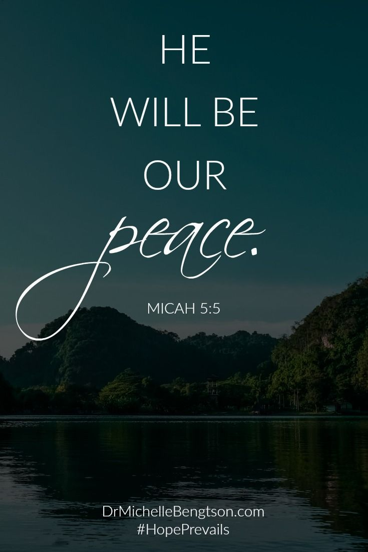 daily bible reading devotional micah