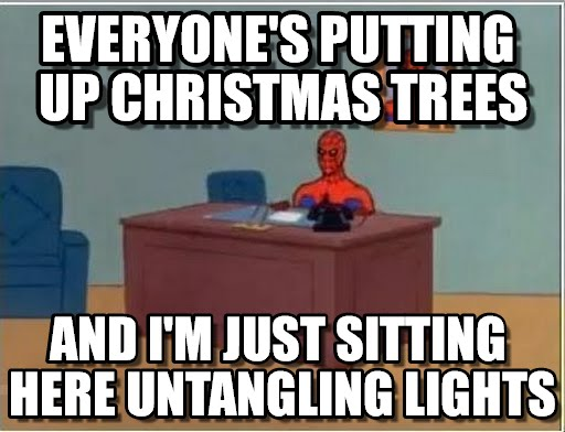 putting-up-the-christmas-lights