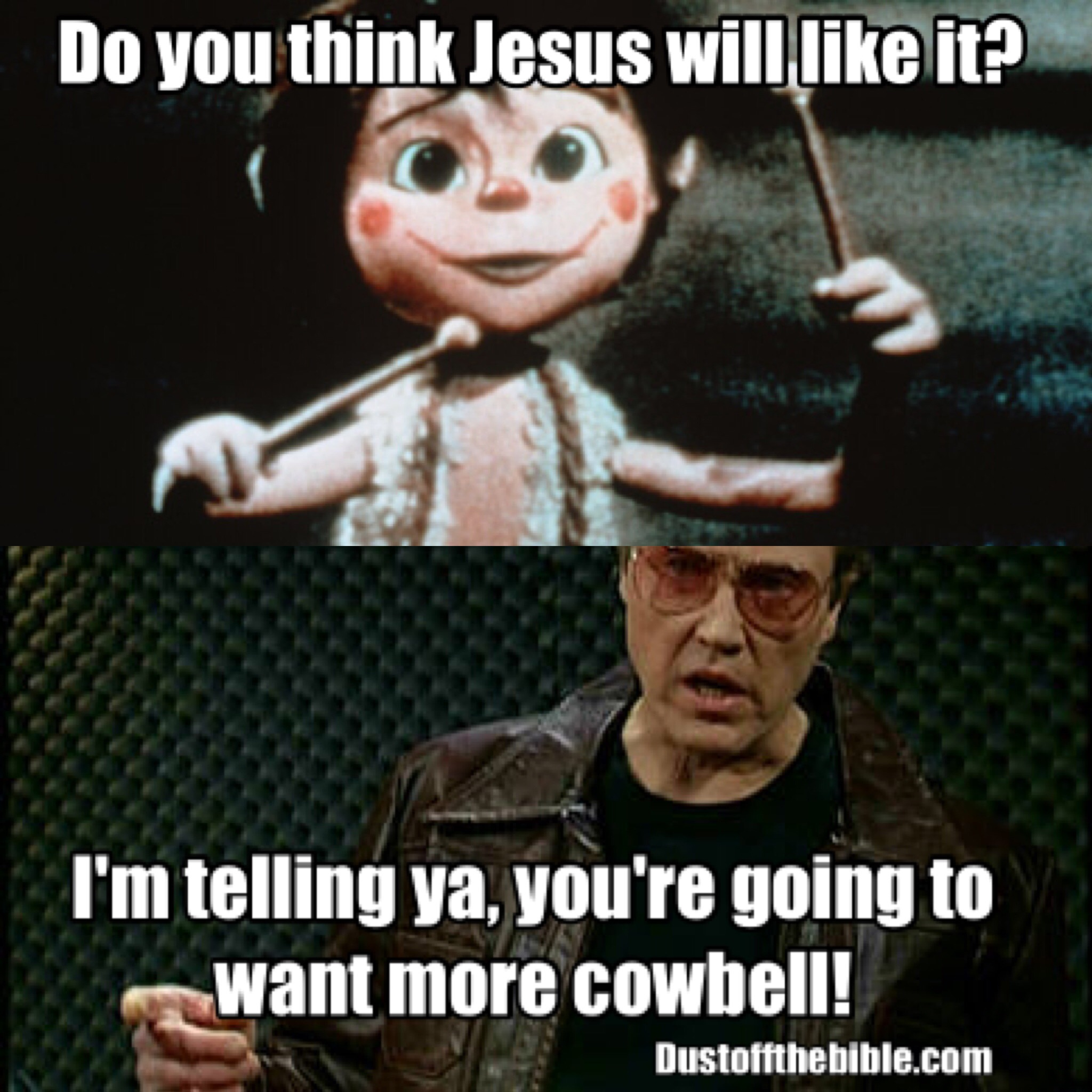 little-drummer-more-cowbell-christian-meme
