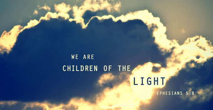 Ephesians 5 children of the light