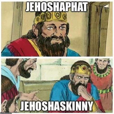 Jehoshaphat meme