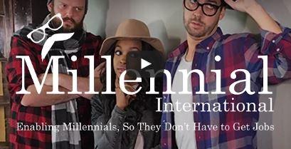 Millennial International: Sponsor a Millennial Today (by John Crist)