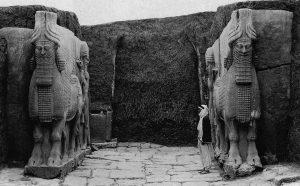 Sargon II Palace Gate
