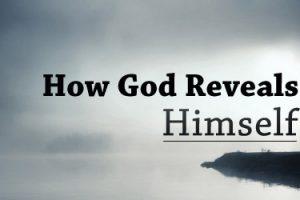 how God reveals