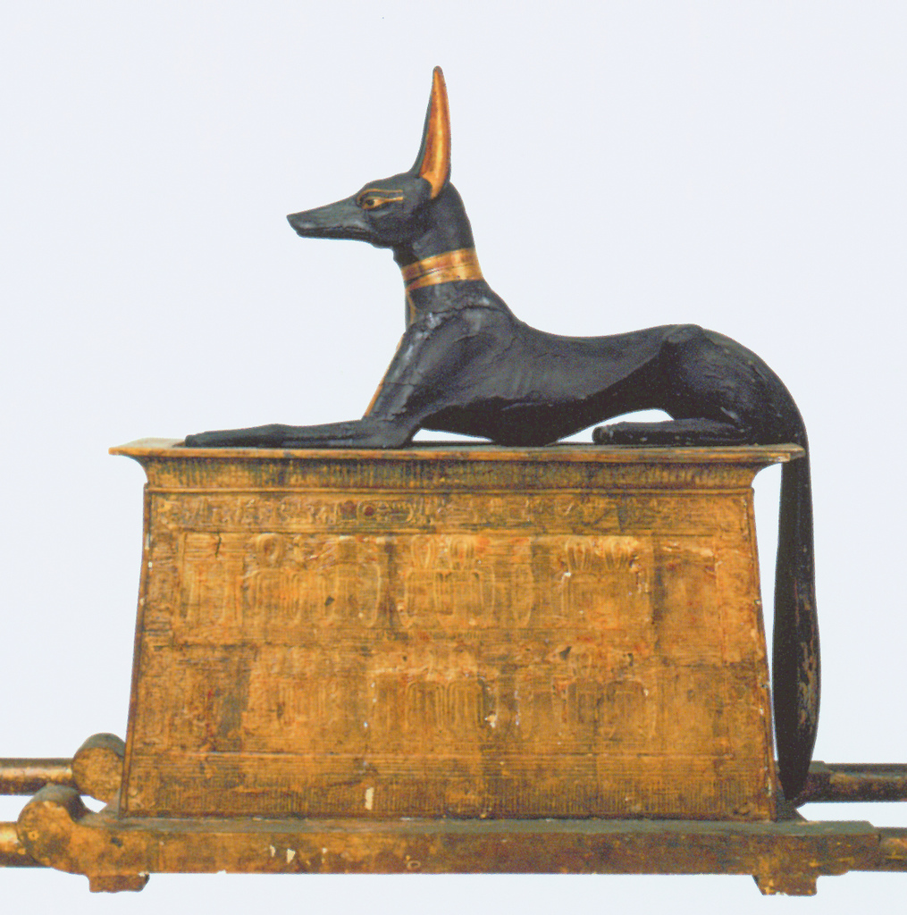 Ancient Egyptian Parallels to the Ark of the Covenant