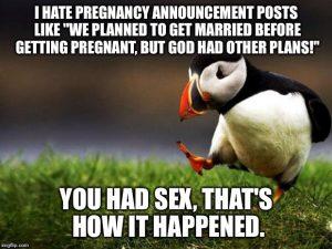 Gods plan is not this meme