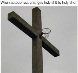 Holy Shot meme
