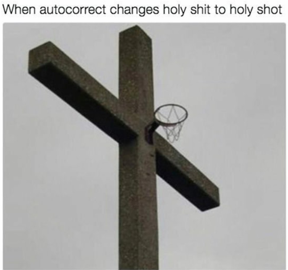 Holy Shot meme
