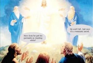Messianic Secret meme