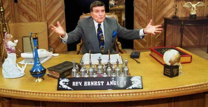 Rev Ernest Angley