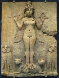 Ishtar Queen of the Night
