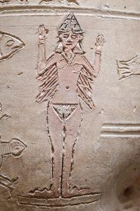 Ishtar Sumerian impression
