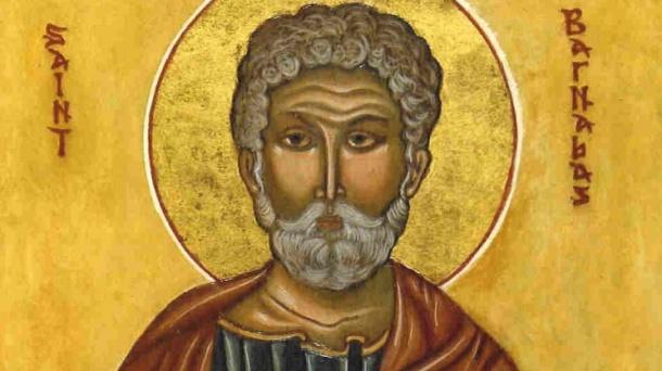 Saint Barnabas cropped