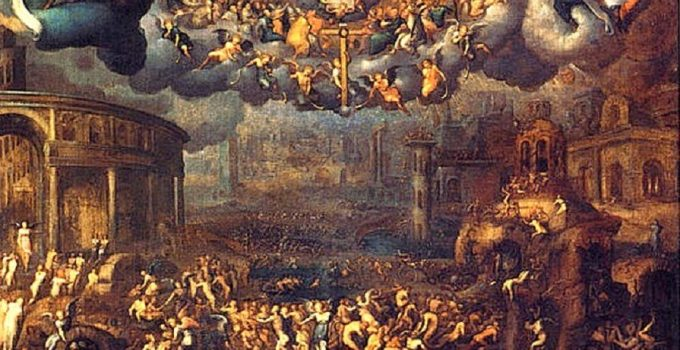 Second coming final judgment