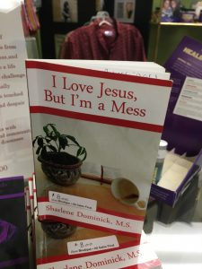 I love Jesus but Im a mess book