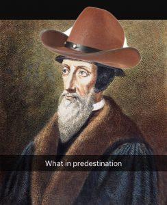 wot in predestination