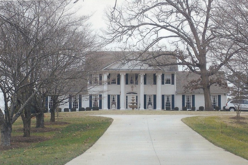 Jane Whaley House