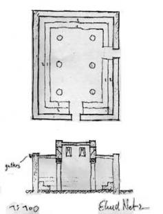 Conceptual Synagogue Layout