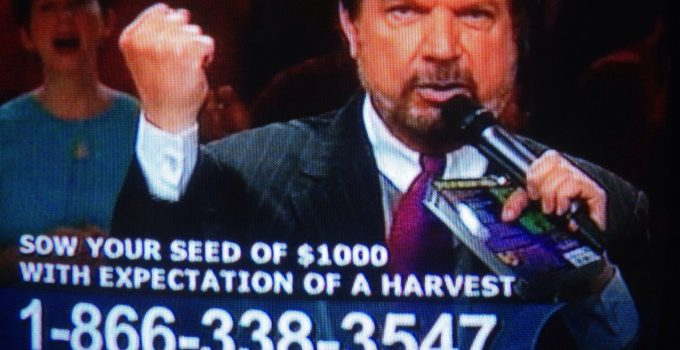 Mike Murdock Faith Seed