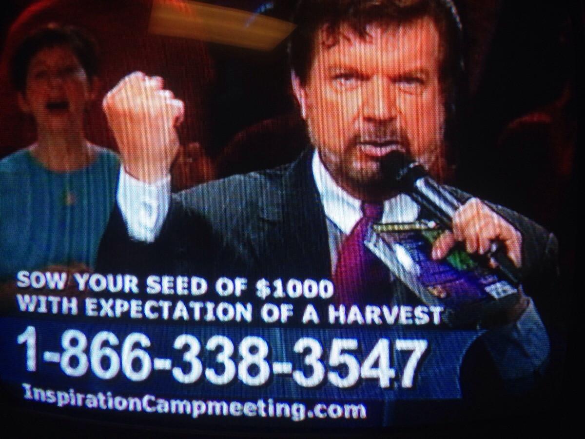 Mike Murdock Faith Seed